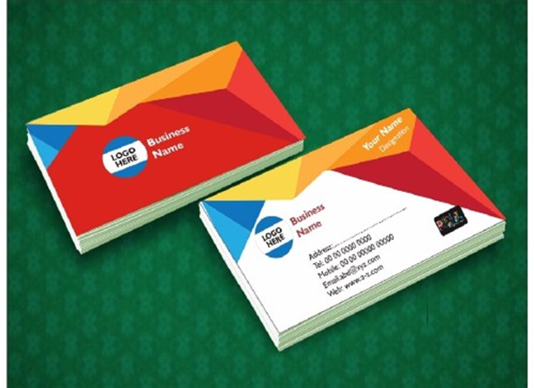 Professional Business Card Printing Service Online Deal | VConnect™