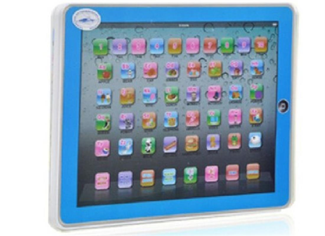 Kid's Learning Pad (Blue)