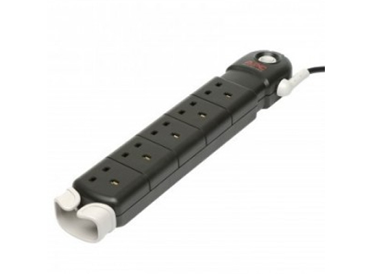APC P5B-UK Surge Arrest And Protector (5-Outlet )